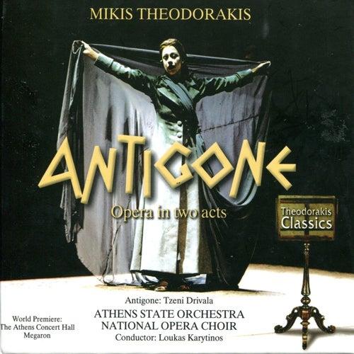 Antigone by Mikis Theodorakis (Μίκης Θεοδωράκης)