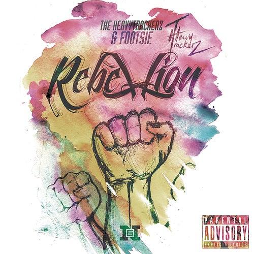 Rebellion - EP de The HeavyTrackerz