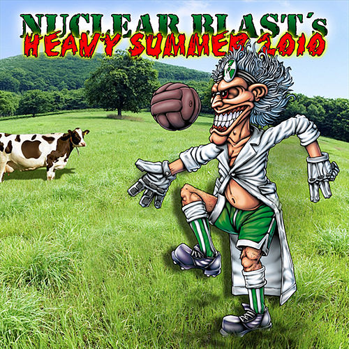 Nuclear Blast's Heavy Summer 2010 by Various Artists