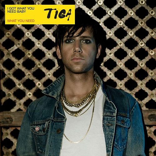 What You Need by Tiga