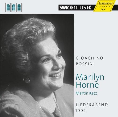 Liederabend 1992 von Marilyn Horne