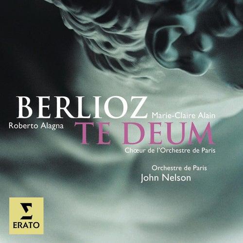 Berlioz: Te Deum by Roberto Alagna