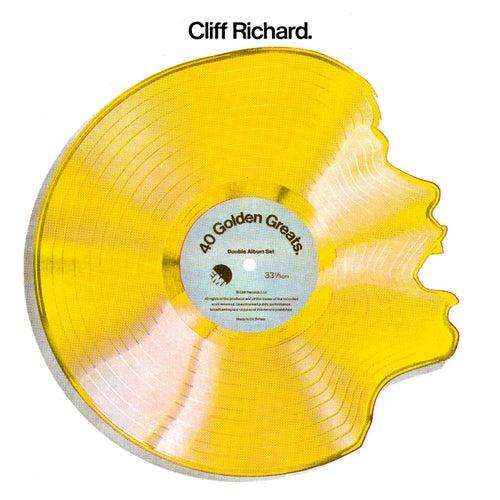 40 Golden Greats de Cliff Richard