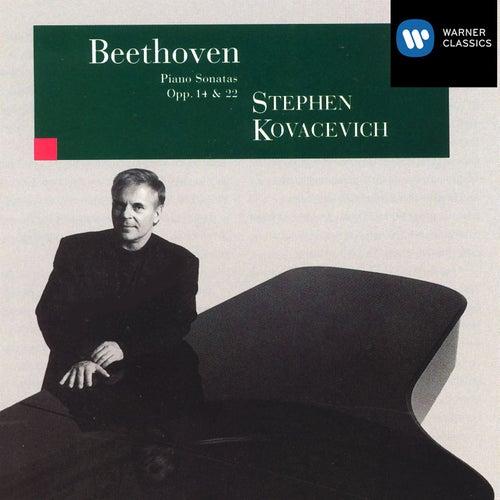 Beethoven: Piano Sonatas Nos. 8-11 di Stephen Kovacevich