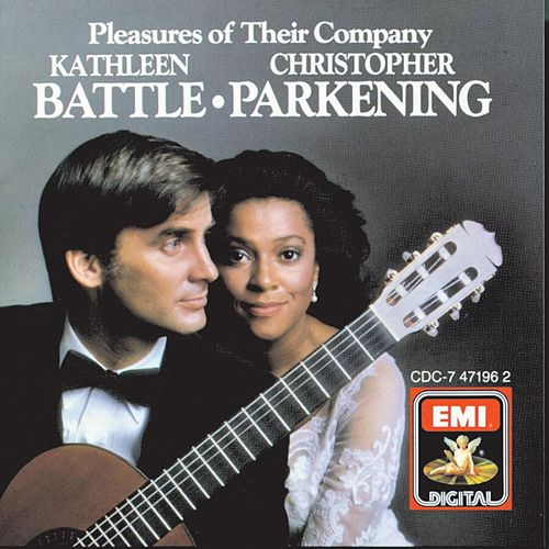Pleasures Of Their Company de Kathleen Battle