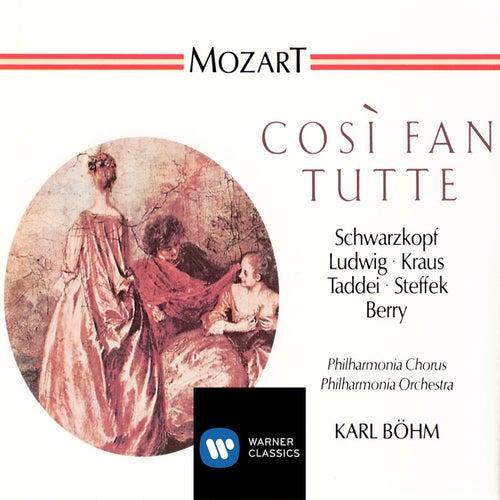Mozart: Così fan tutte von Karl Böhm