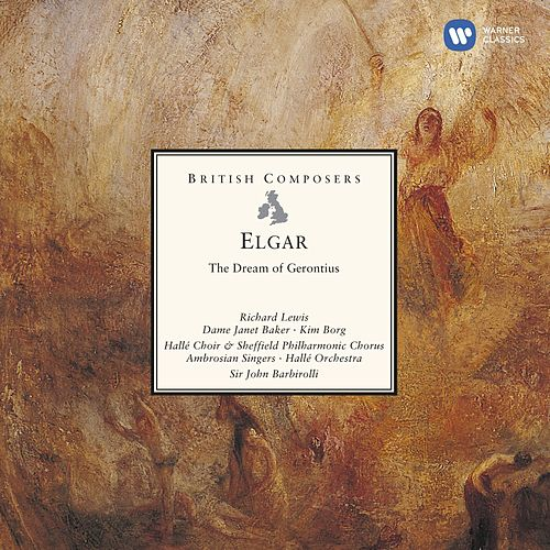 Elgar The Dream of Gerontius de Dame Janet Baker