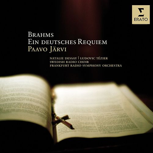 Brahms : Ein Deutsches Requiem by Paavo Jarvi