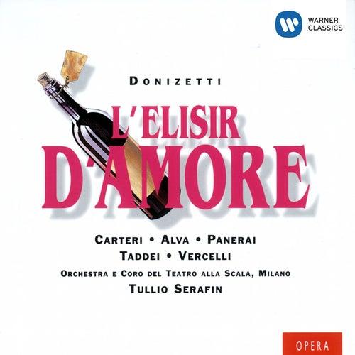 Donizetti: L'elisir d'amore by Tullio Serafin