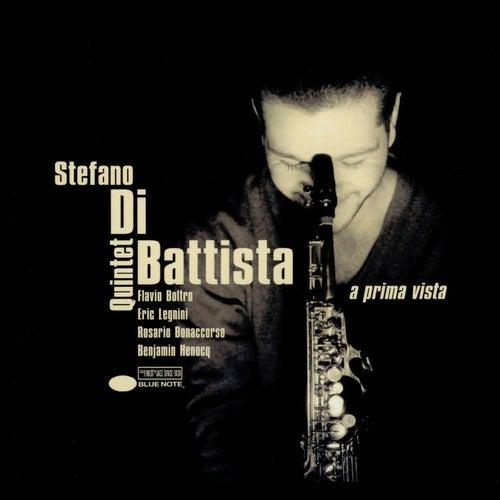 A Prima Vista de Stefano Di Battista
