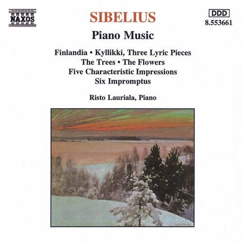 Piano Music von Jean Sibelius
