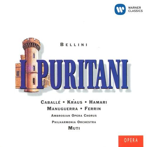 Bellini: I Puritani de Montserrat Caballé