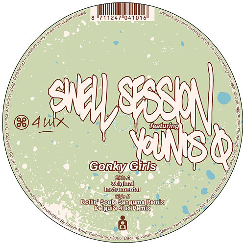 Gonky Girls von Swell Session