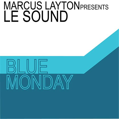 Blue Monday by Marcus Layton