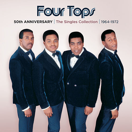 50th Anniversary   The Singles Collection   1964-1972 de The Four Tops