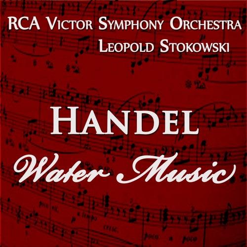 Handel: Water Music de Leopold Stokowski