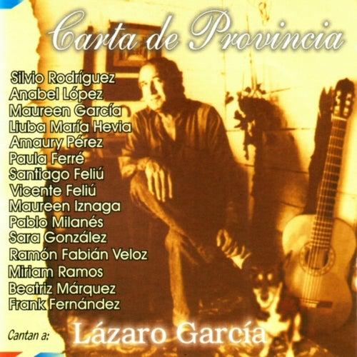Carta De Provincia de Various Artists