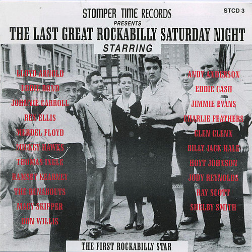 The Last Great Rockabilly Saturday Night by Various Artists