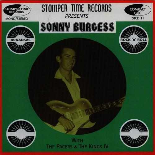Arkansas Rock 'N' Roll by Sonny Burgess