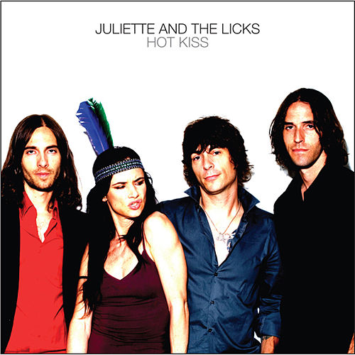 Hot Kiss by Juliette And The Licks