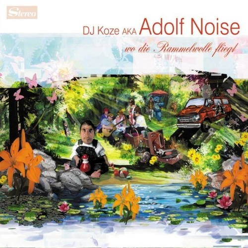 Wo Die Rammelwolle Fliegt by DJ Koze