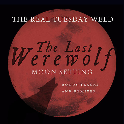 Moon Setting de The Real Tuesday Weld