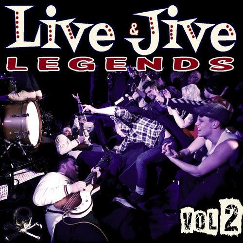 Live & Jive Legends 2 von Various Artists