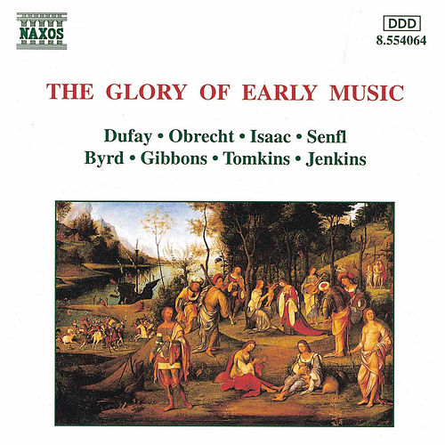 The Glory of Early Music de Various Artists