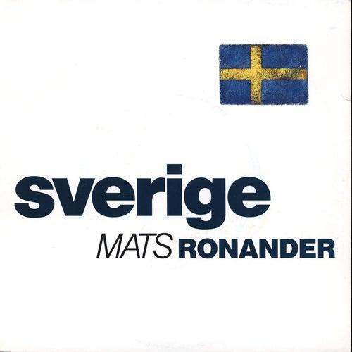 Sverige de Mats Ronander