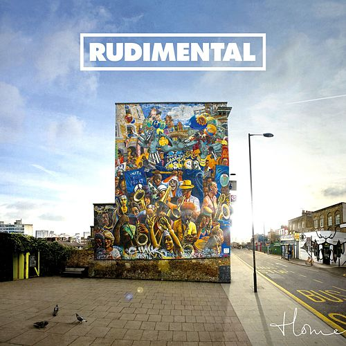 Home (Deluxe Edition) di Rudimental
