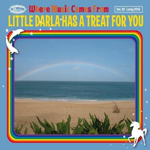 Little Darla Has a Treat for You, Vol. 28, Lucky 2013 de Various Artists