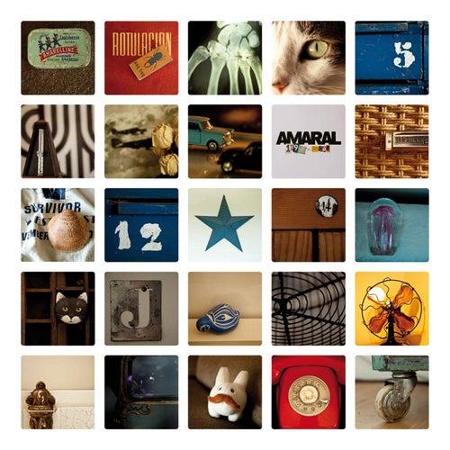 Amaral 1998 - 2008 (Remastered Version) de Amaral