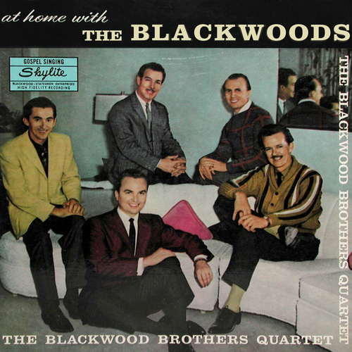 At Home With The Blackwoods (Remastered) by The Blackwood Brothers