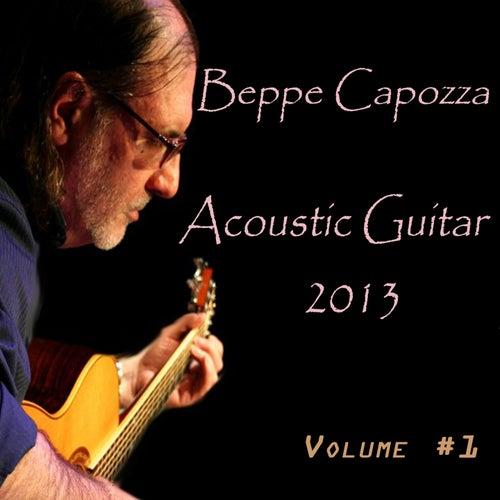 Acoustic Guitar, Vol. 1 by Beppe Capozza