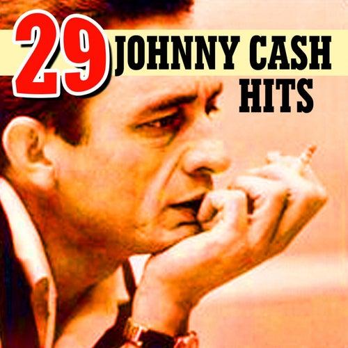 29 Johnny Cash Hits de Johnny Cash