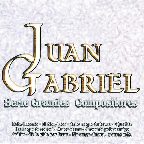 Juan Gabriel Serie Grandes Compositores by Juanga