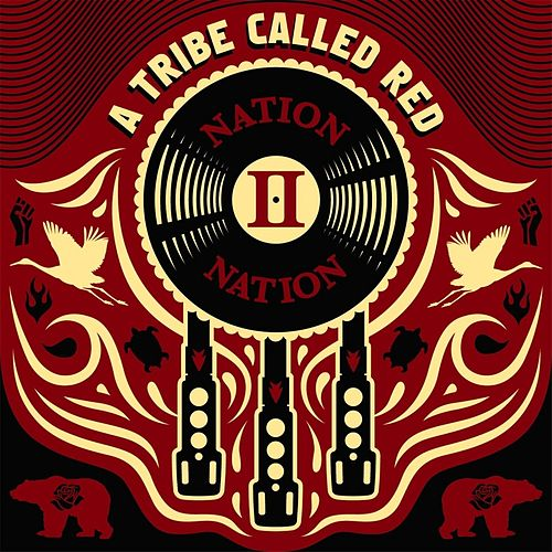 Nation II Nation de A Tribe Called Red