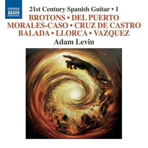 21st Century Spanish Guitar, Vol. 1 by Adam Levin