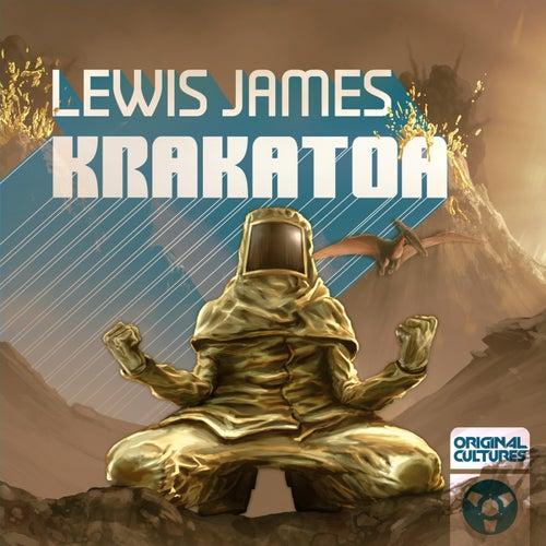 Krakatoa von Lewis James