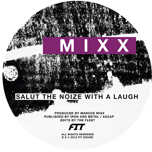 Salut the Noize With a Laugh / Kali de Various Artists