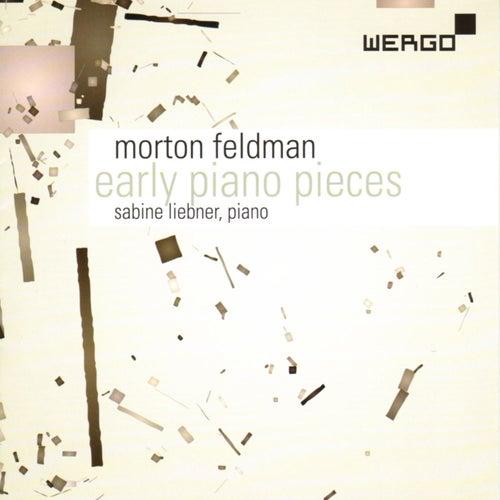 Feldman: Early Piano Pieces by Sabine Liebner