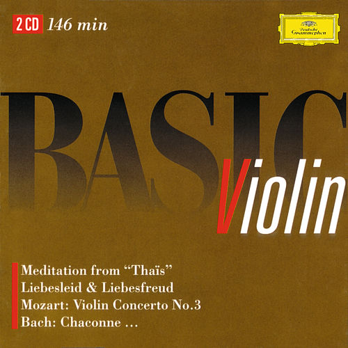 Basic Violin de Various Artists