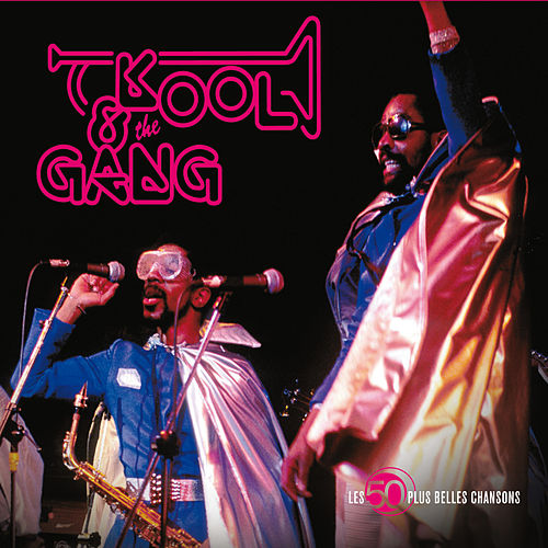 The 50 Greatest Songs de Kool & the Gang