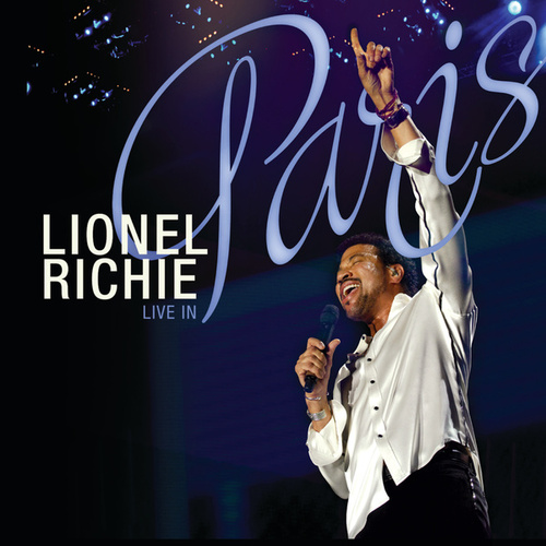 Live In Paris de Lionel Richie