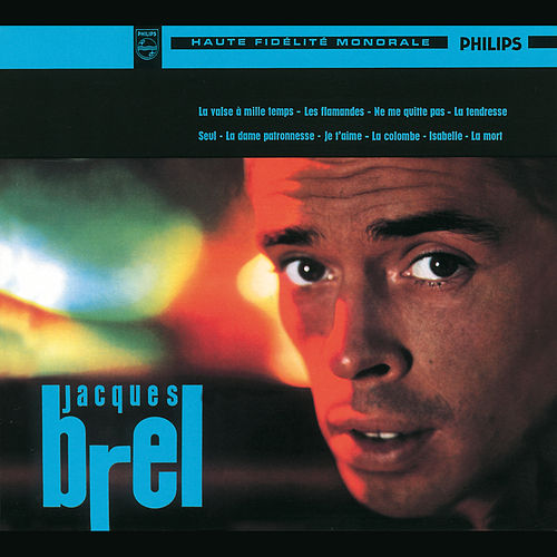 La Valse A Mille Temps (Vol.4) de Jacques Brel