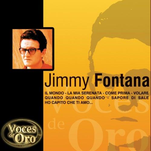 Voces de Oro : Jimmy Fontana von Jimmy Fontana