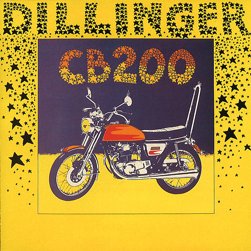 Cb 200 by Dillinger