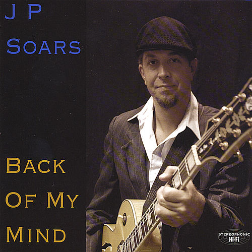 Back of My Mind by J. P. Soars