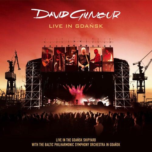 Live In Gdansk de David Gilmour