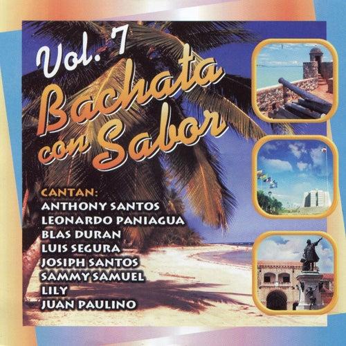 Bachata Con Sabor: Vol. 7 de Various Artists